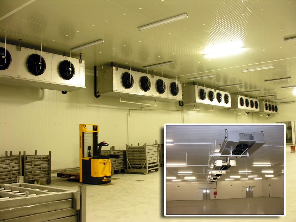 Холодильное оборудование для склада